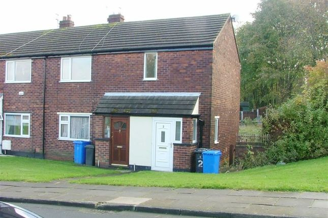 Thumbnail Flat to rent in Abingdon Avenue, Manchester, Whitefield Manchester