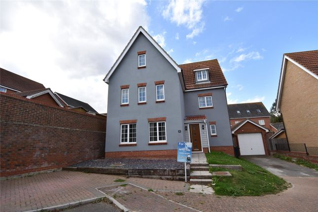 Thumbnail Detached house for sale in Stour Close, Dovercourt, Harwich, Essex