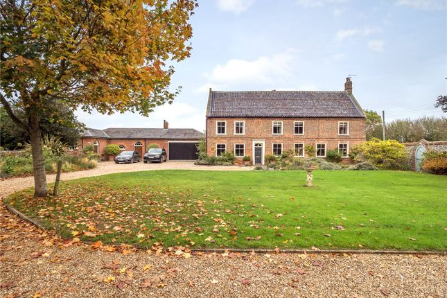 Thumbnail Detached house for sale in Purdy Street, Salthouse, Holt, Norfolk