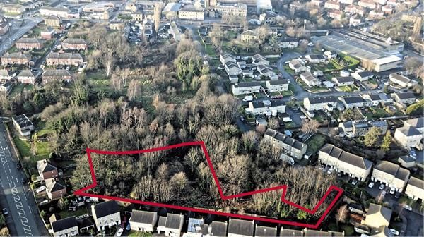 Land for sale in Potential Housing Site, Providence Street, Earlsheaton, Dewsbury