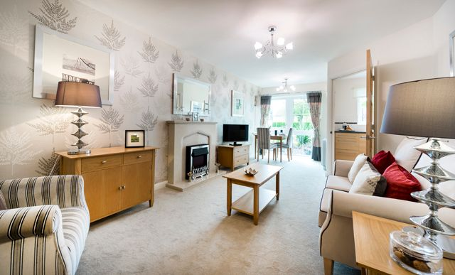 Thumbnail Flat to rent in Ryebeck Court, Eastgate, Pickering, Yorkshire