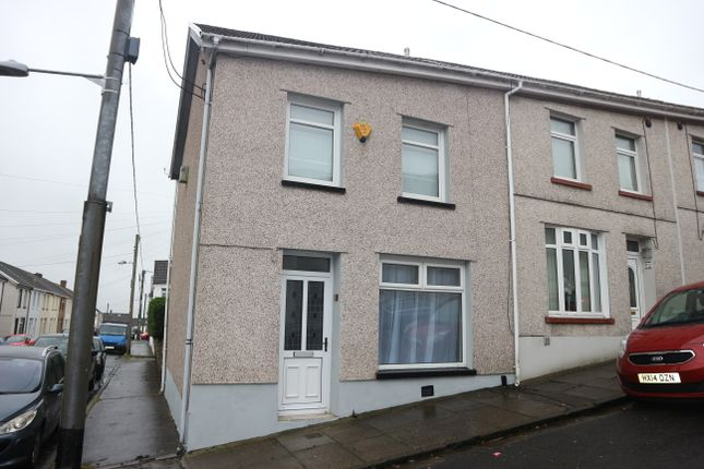 Thumbnail End terrace house for sale in Alfred Street, Merthyr Tydfil