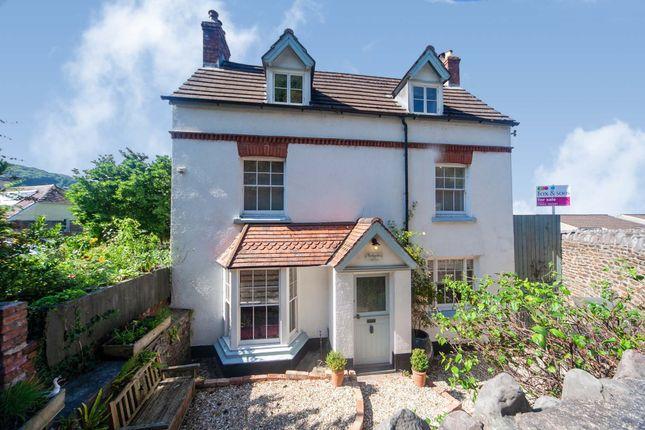 Thumbnail Detached house for sale in Villes Lane, Porlock, Minehead