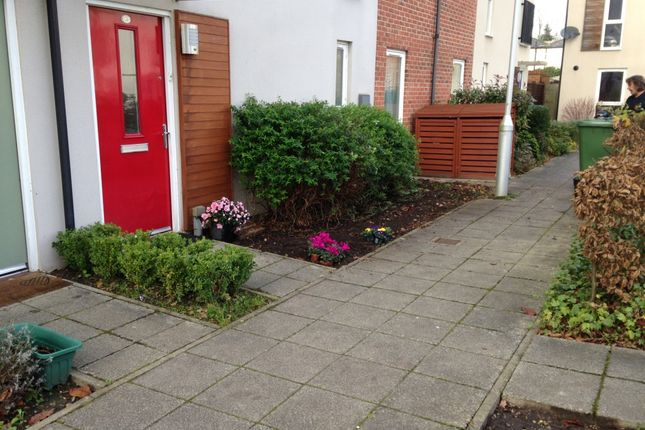 Thumbnail Terraced house to rent in Vulcan Drive, Bracknell