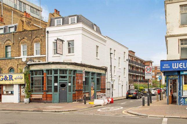 Thumbnail Flat to rent in Ellsworth Street, London