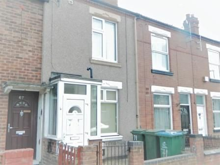 Thumbnail Shared accommodation to rent in Hollis Road, Coventry.
