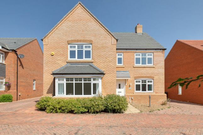 Thumbnail Detached house to rent in Goldfinch Place, Lower Stondon, Henlow, Beds
