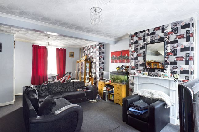 2 bed terraced house for sale in King Street, Cwm, Ebbw Vale, Gwent NP23
