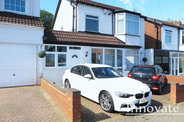 Thumbnail Semi-detached house for sale in Bernard Road, Edgbaston, Birmingham