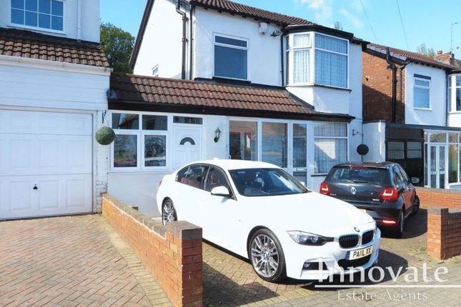 Thumbnail Semi-detached house for sale in Bernard Road, Edgbaston, Birmingham