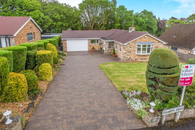 Thumbnail Detached house for sale in The Drive, Yew Tree Lane, Harrogate