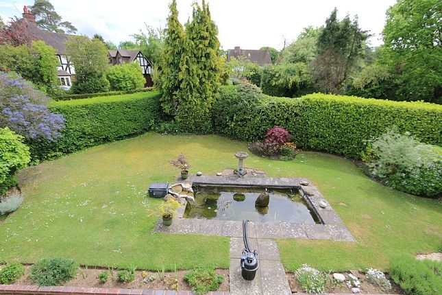 Thumbnail Detached house for sale in Abbotswood, Guildford, Surrey