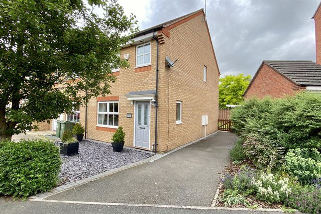 Thumbnail Cottage to rent in Brindley Close, Stoney Stanton, Leicester