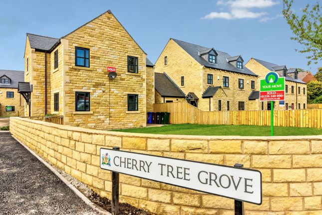 Thumbnail Semi-detached house for sale in Cherry Tree Grove, Royston, Barnsley, South Yorkshire