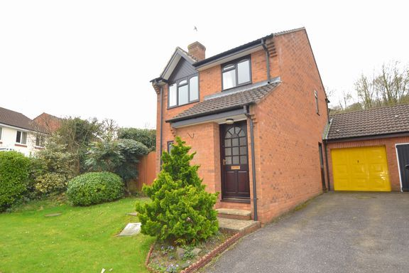 Thumbnail Semi-detached house to rent in Moor Park, Honiton