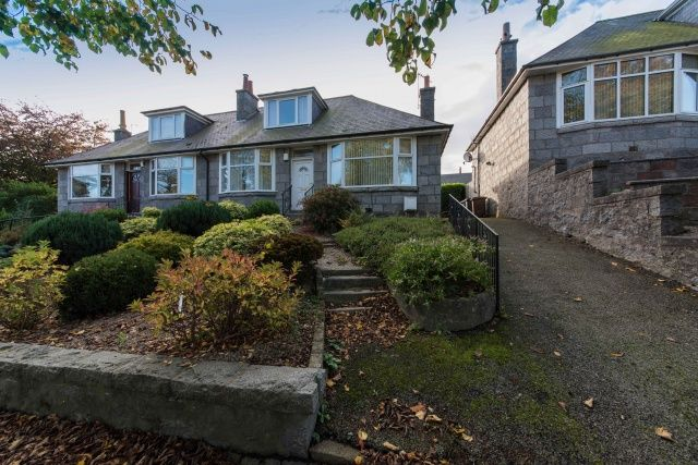 Thumbnail Semi-detached house for sale in Mid Stocket Road, Aberdeen, Aberdeenshire