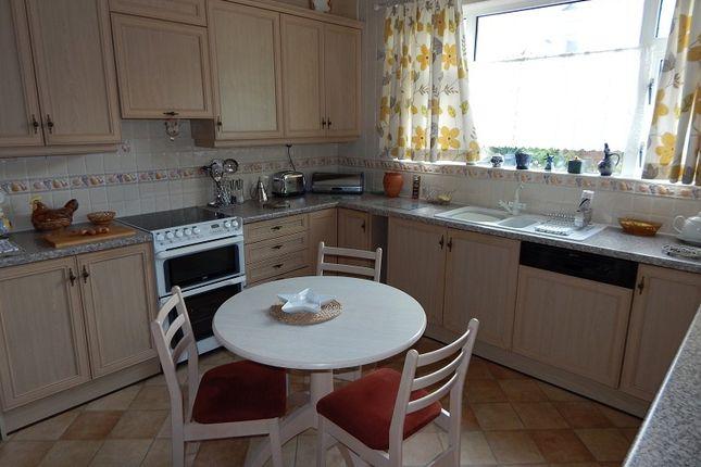 Kitchen of Huntington Close, West Cross, Swansea SA3