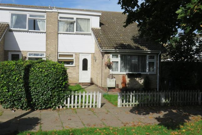 2 bed semi-detached house for sale in Veronica Green, Gorleston, Great Yarmouth