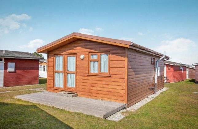 Thumbnail Mobile/park home for sale in St Merryn, Padstow, Cornwall