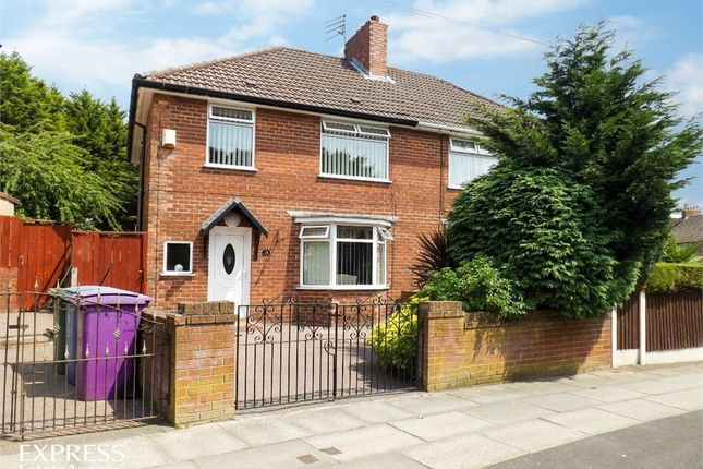 Thumbnail Semi-detached house for sale in Circular Road East, Liverpool, Merseyside