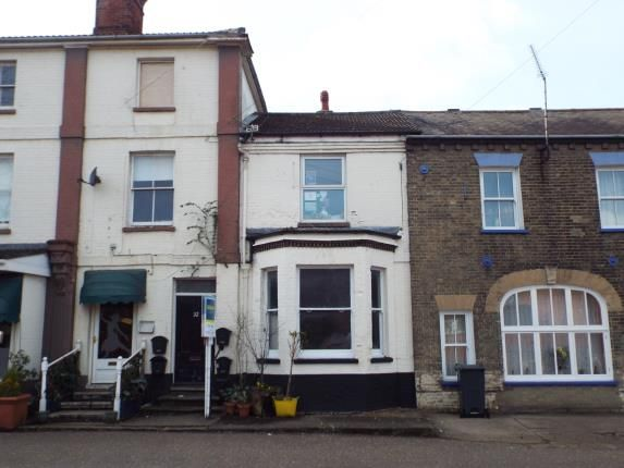 Thumbnail Flat for sale in Swaffham, Norfolk