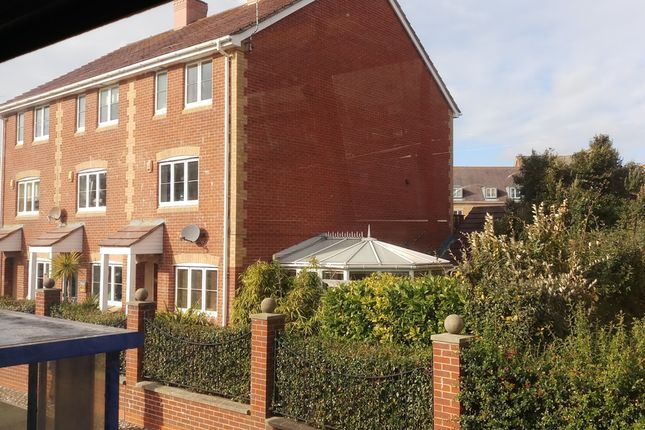 Thumbnail Town house for sale in Phoenix Drive, North Harbour, Eastbourne
