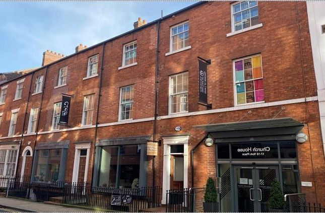 Thumbnail Office to let in First Floor, 17-19 York Place, Leeds, West Yorkshire