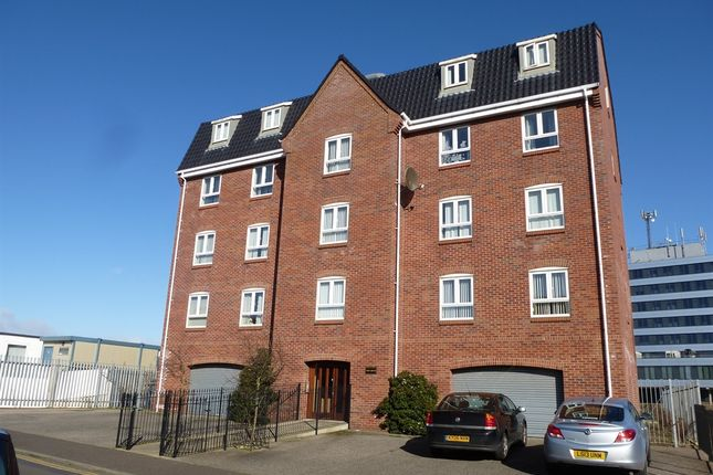Thumbnail Flat for sale in Steam Mill Lane, Great Yarmouth