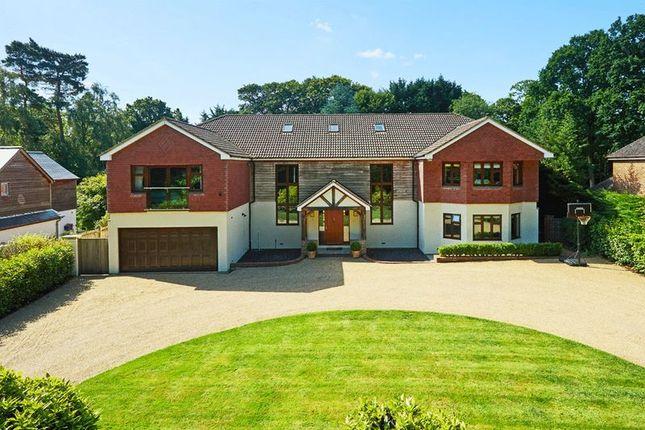 Thumbnail Detached house for sale in Holmewood Ridge, Langton Green, Tunbridge Wells