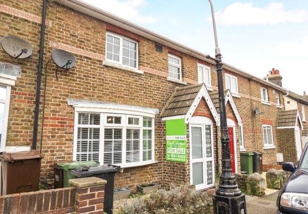Thumbnail Terraced house for sale in Bradford Street, Eastbourne