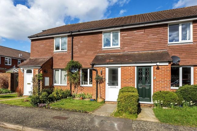 Thumbnail Terraced house for sale in Old Rectory Close, Bramley, Guildford