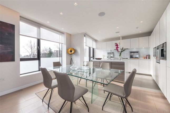 Thumbnail Semi-detached house for sale in Nutley Terrace, Hampstead, London