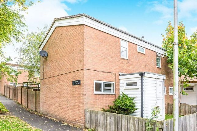 Thumbnail End terrace house to rent in Wyvern, Woodside, Telford