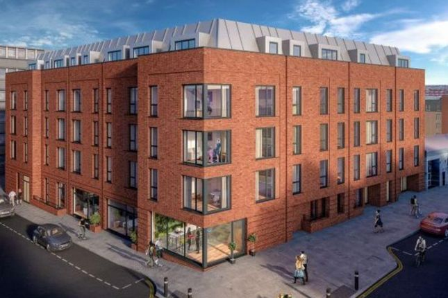 Thumbnail Flat for sale in High Street, Hull