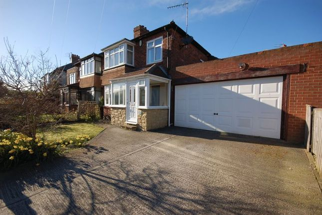 Thumbnail Semi-detached house for sale in Granville Drive, Forest Hall, Newcastle Upon Tyne