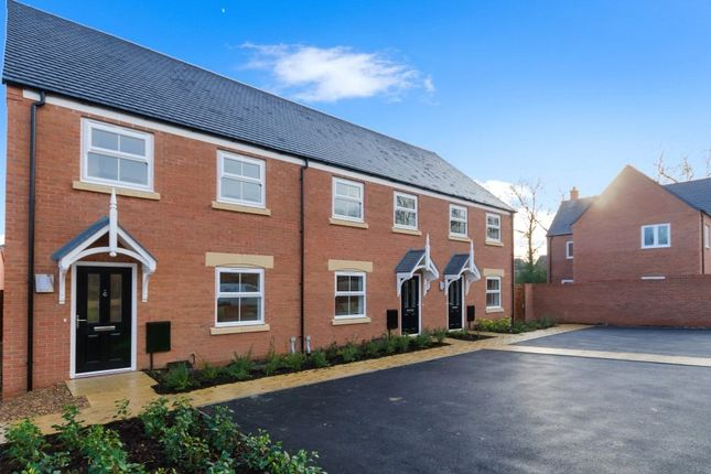 3 bed end terrace house for sale in Clover Gardens, Newark