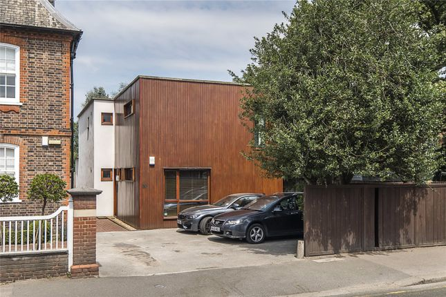 Thumbnail Detached house for sale in Ridgway, London
