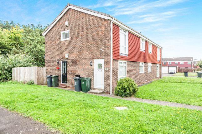 Thumbnail Flat to rent in Sunholme Drive, Wallsend