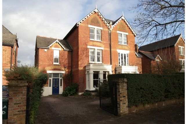 Thumbnail Semi-detached house for sale in Shaa Road, Acton
