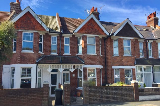 4 bed terraced house for sale in Whitley Road, Eastbourne