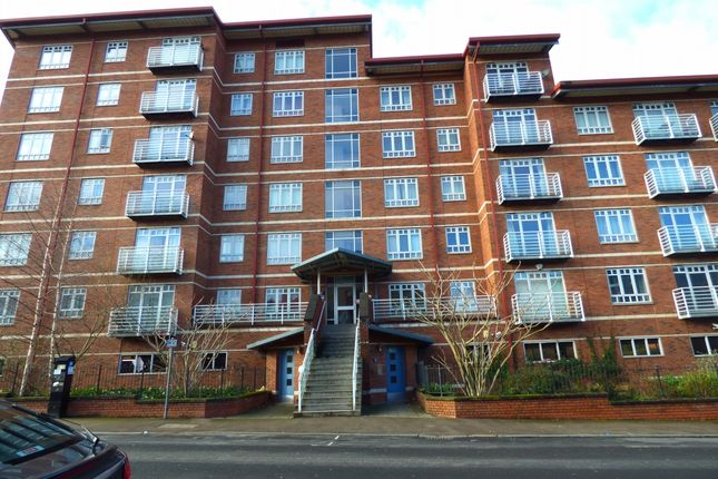 Thumbnail Flat for sale in Queen Victoria Road, Coventry