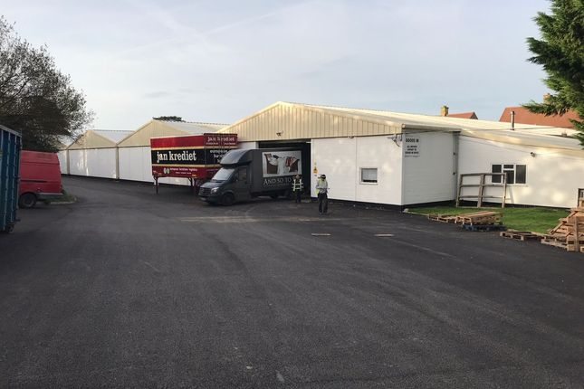Thumbnail Warehouse to let in Pymore Road, Bridport