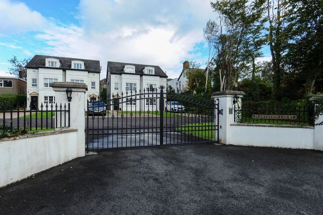 Thumbnail Semi-detached house for sale in Plantation Court, Lisburn
