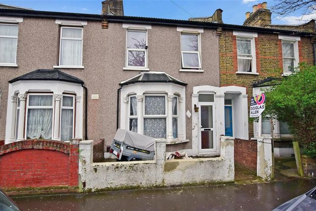 Thumbnail Terraced house for sale in Outram Road, East Ham, London