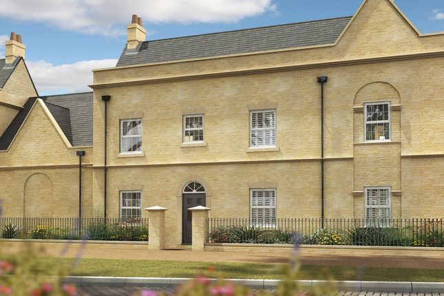 """Thumbnail Terraced house for sale in """"The Nimbus"""" at Epsom Avenue, Towcester"""