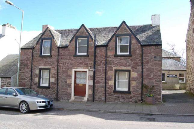 Thumbnail Detached house to rent in Willoughby Street, Muthill, Crieff