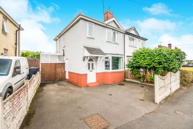 Thumbnail Semi-detached house for sale in Willingsworth Road, Wednesbury