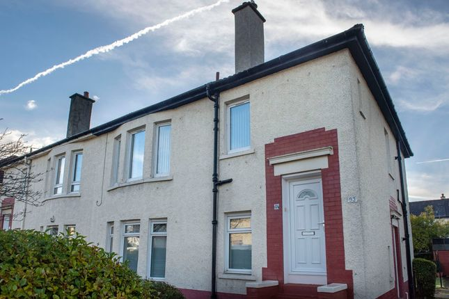 Thumbnail Flat for sale in Boreland Drive, Knightswood, Glasgow