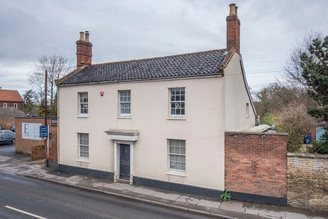 Thumbnail Detached house for sale in Governors Mews, Sicklesmere Road, Bury St. Edmunds