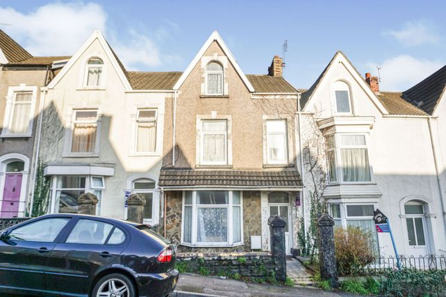 6 bed terraced house for sale in Finsbury Terrace, Brynmill, Swansea SA2